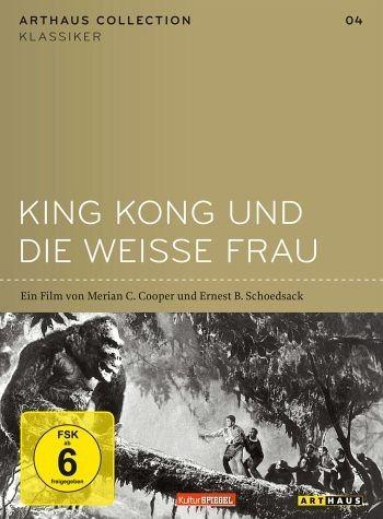 DVD »King Kong und die weiße Frau«