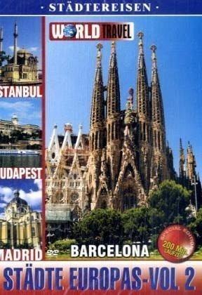 DVD »World Travel Reisen - Städte Europas Vol. 2 -...«