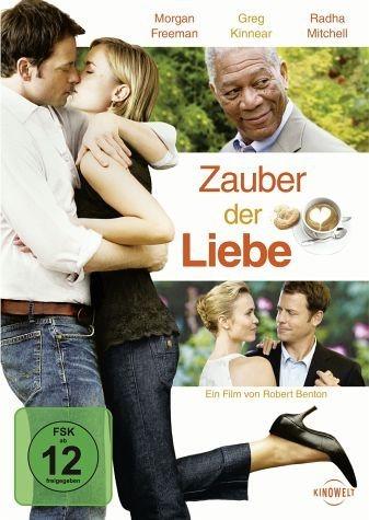 DVD »Zauber der Liebe«