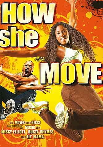 DVD »How She Move«