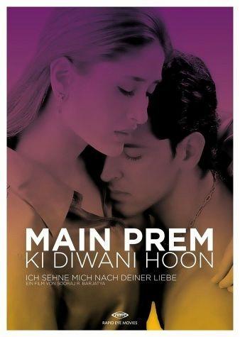 DVD »Main prem ki diwani hoon - Ich sehne mich nach...«