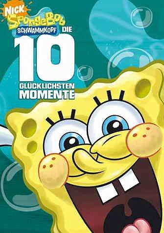 DVD »SpongeBob Schwammkopf - Die 10 glücklichsten...«