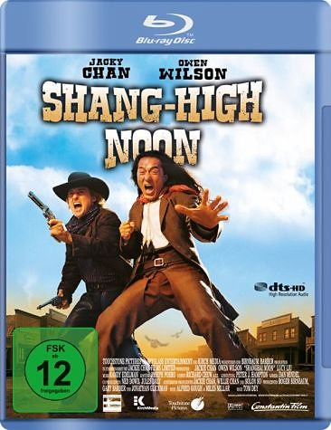 Blu-ray »Shang-High Noon«