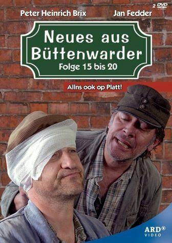 DVD »Neues aus Büttenwarder - Folge 15 bis 20 (2 DVDs)«