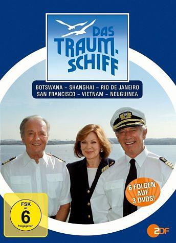 DVD »Das Traumschiff DVD-Box 6 (3 DVDs)«