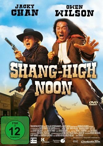 DVD »Shang-High Noon«
