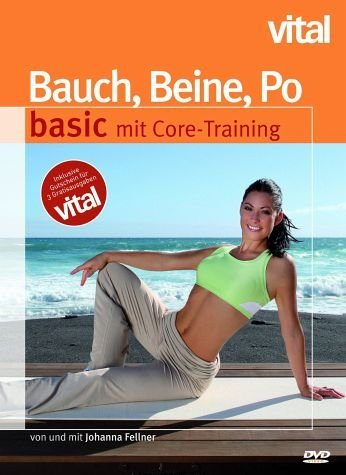 DVD »Bauch, Beine, Po - basic mit Core-Training«