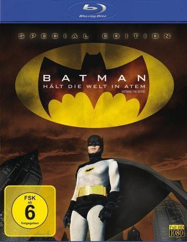 Blu-ray »Batman hält die Welt in Atem«