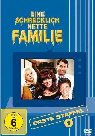 DVD »Eine schrecklich nette Familie - Erste Staffel...«