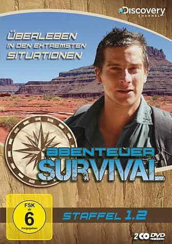 DVD »Abenteuer Survival - Staffel 1.2 (2 DVDs)«