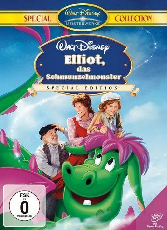 DVD »Elliot, das Schmunzelmonster (Special Collection)«