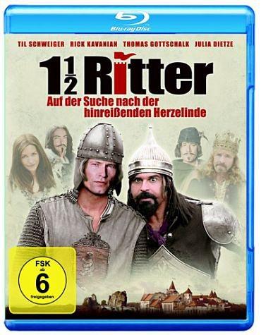 Blu-ray »1 1/2 Ritter - Auf der Suche nach der...«