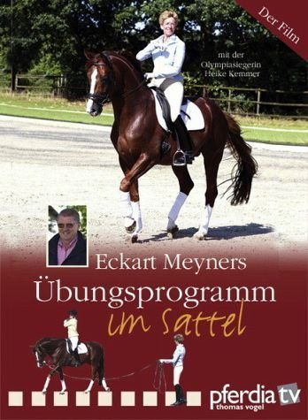 DVD »Übungsprogramm im Sattel«
