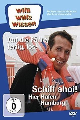 DVD »Willi wills Wissen - Schiff ahoi! Hier Hafen...«