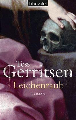 Broschiertes Buch »Leichenraub«