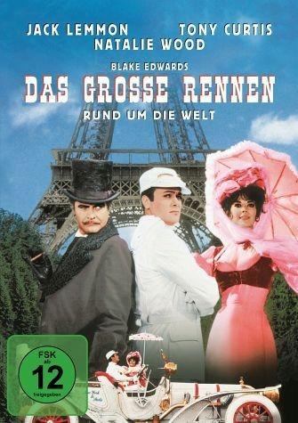 DVD »Das große Rennen rund um die Welt«