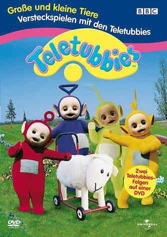 DVD »Teletubbies - Große und kleine Tiere /...«