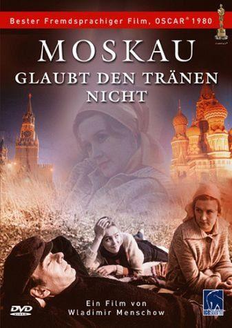 DVD »Moskau glaubt den Tränen nicht«