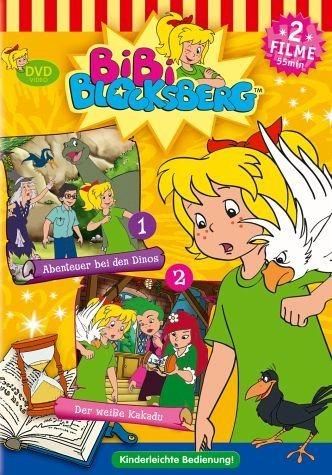DVD »Bibi Blocksberg - Abenteuer bei den Dinos /...«