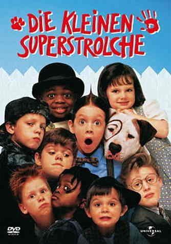 DVD »Die kleinen Superstrolche«
