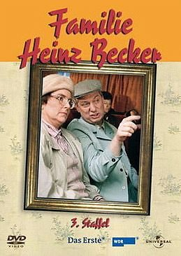 DVD »Familie Heinz Becker - 3. Staffel (2 DVDs)«