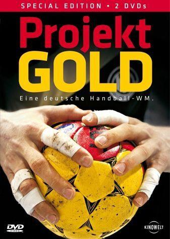 DVD »Projekt Gold - Eine deutsche Handball-WM...«