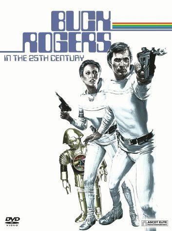 DVD »Buck Rogers - Staffel 1 (9 DVDs)«