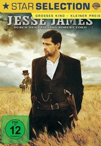 DVD »Die Ermordung des Jesse James durch den...«