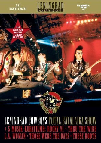 DVD »Leningrad Cowboys & Alexandrov Rote Armee...«