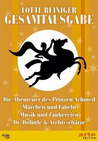 DVD »Lotte Reiniger Gesamtausgabe (8 DVDs)«