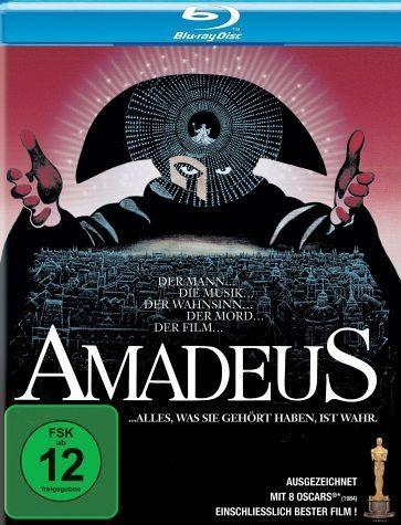 Blu-ray »Amadeus - Director's Cut«
