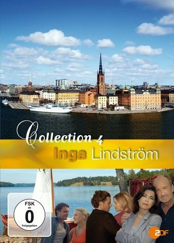 DVD »Inga Lindström Collection 04«