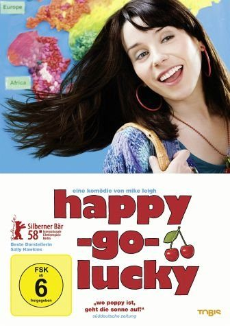 DVD »Happy-Go-Lucky«