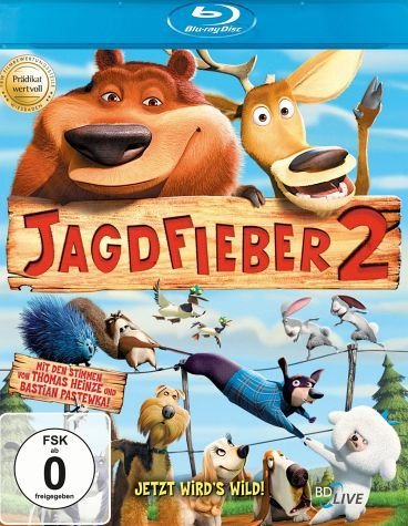 Blu-ray »Jagdfieber 2«
