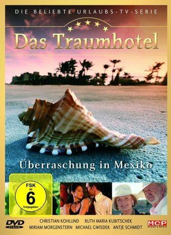 DVD »Das Traumhotel: Überraschung in Mexiko«