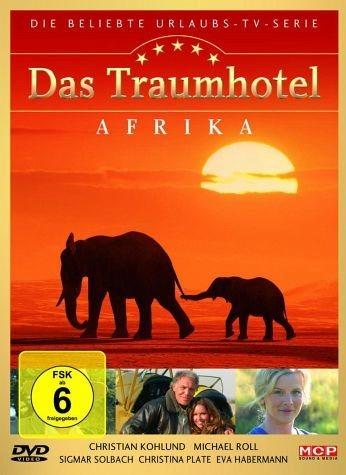 DVD »Das Traumhotel: Afrika«
