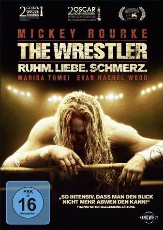 DVD »The Wrestler«