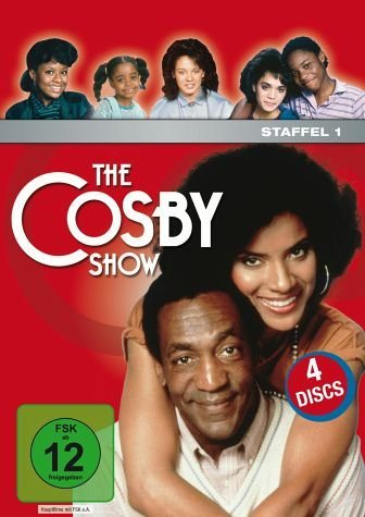 DVD »The Cosby Show - Staffel 1 (4 DVDs)«