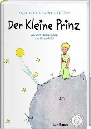 Gebundenes Buch »Der Kleine Prinz«