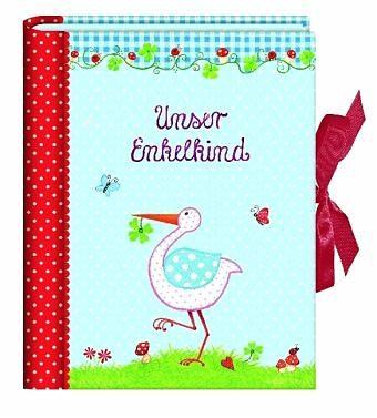 Gebundenes Buch »Unser Enkelkind - Baby-Glück, Kleines...«
