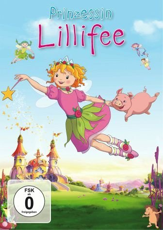 DVD »Prinzessin Lillifee«