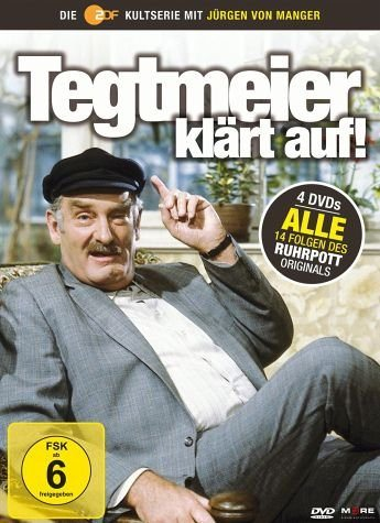 DVD »Tegtmeier klärt auf! (4 DVDs)«