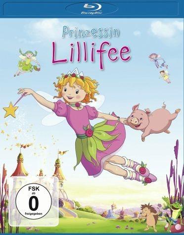 Blu-ray »Prinzessin Lillifee«