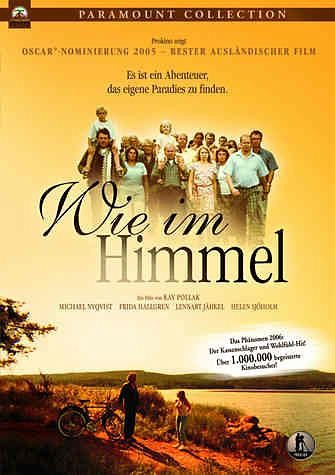 DVD »Wie im Himmel«