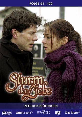 DVD »Sturm der Liebe - Folge 091-100: Zeit der...«
