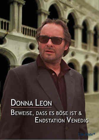 DVD »Donna Leon - Beweise, dass es böse ist /...«