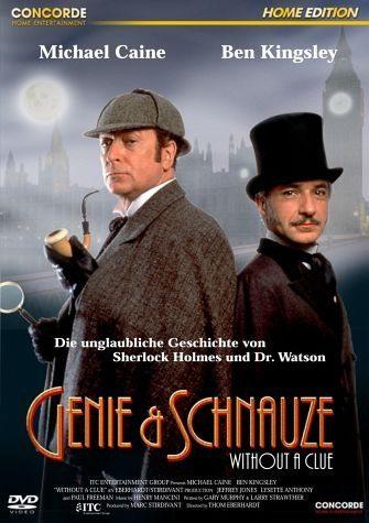 DVD »Genie & Schnauze«