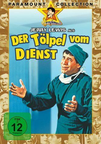 DVD »Der Tölpel vom Dienst«