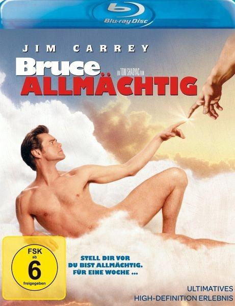 Blu-ray »Bruce Allmächtig«