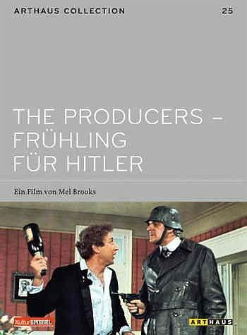 DVD »The Producers - Frühling für Hitler«